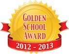 Golden School Award2012-2013