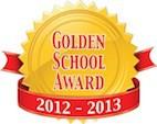 Golden School Award2012-2013