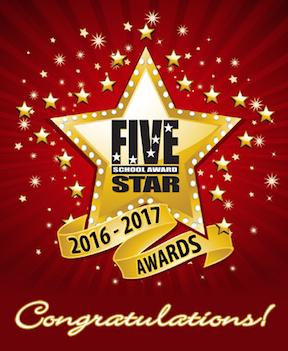 5 Star Award 16-17
